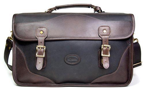 hulme document briefcase