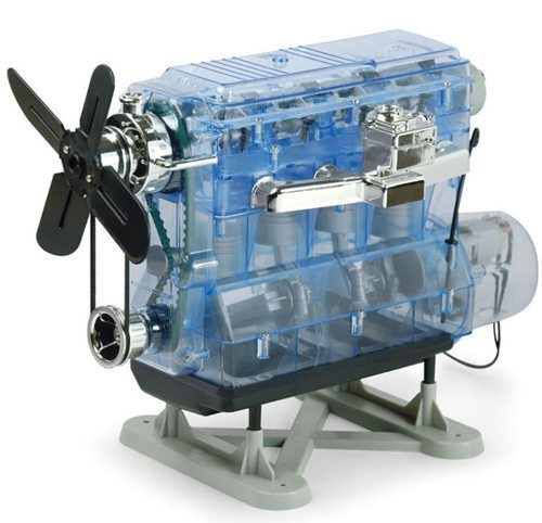 Diorama motor 1/12 CAR C15 Internal-combustion-engine-kit