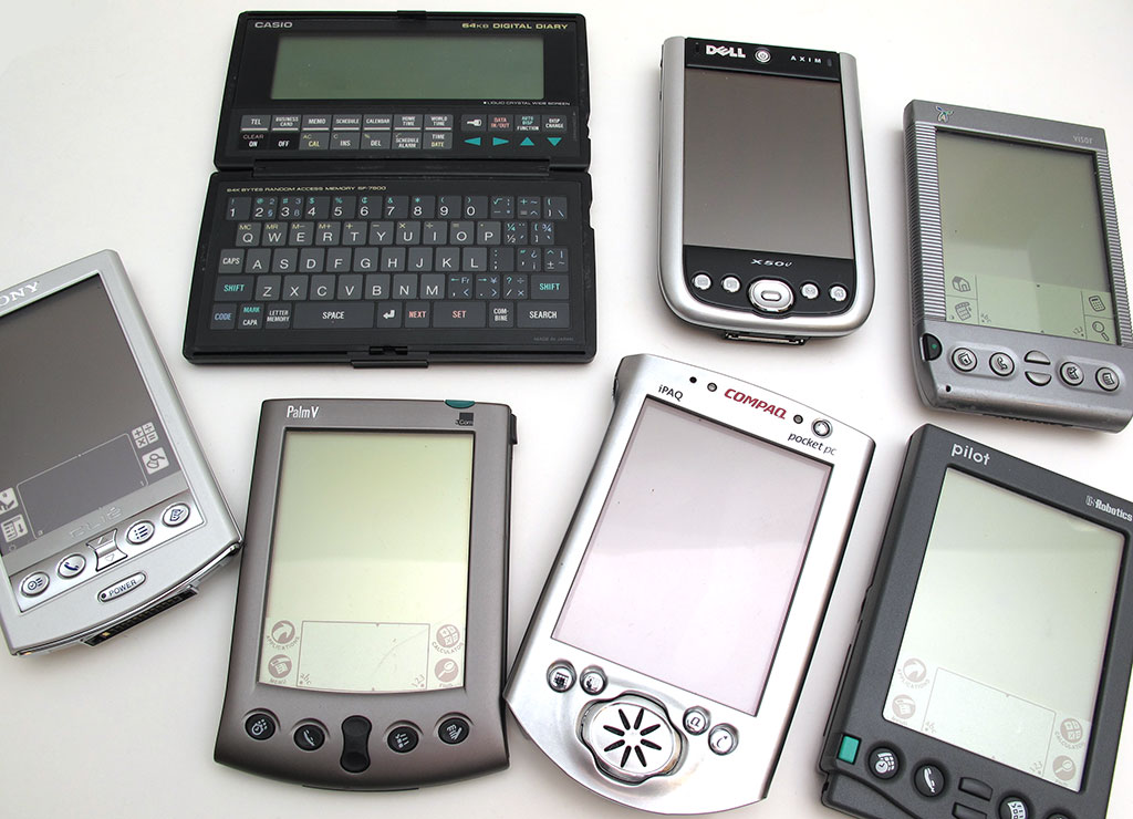 Is there still a market for PDAs?