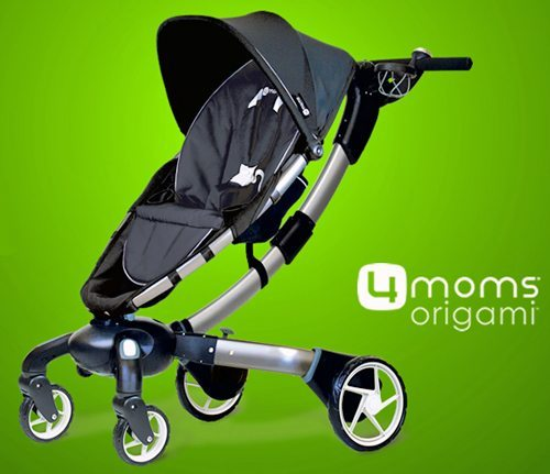 🥇 4moms Origami Stroller Review & Buying Guide 2019 | Origami ... | 431x500