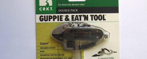 CRKT Guppie Eat'N Tool