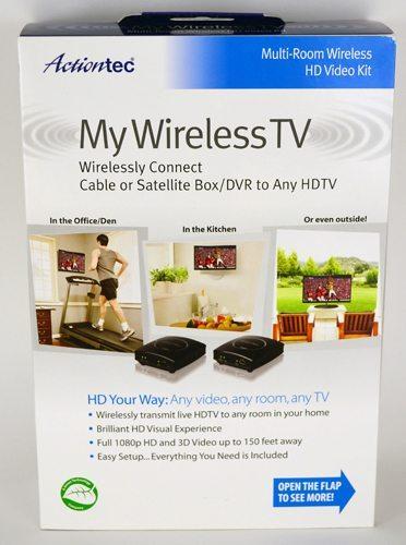 Actiontec Mywirelesstv Multi Room Wireless Hd Video Kit