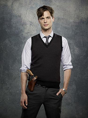 'Criminal Minds' Dr. Spencer Reid. Child prodigy and genius. His first words were probably the Periodic Table of Elements.