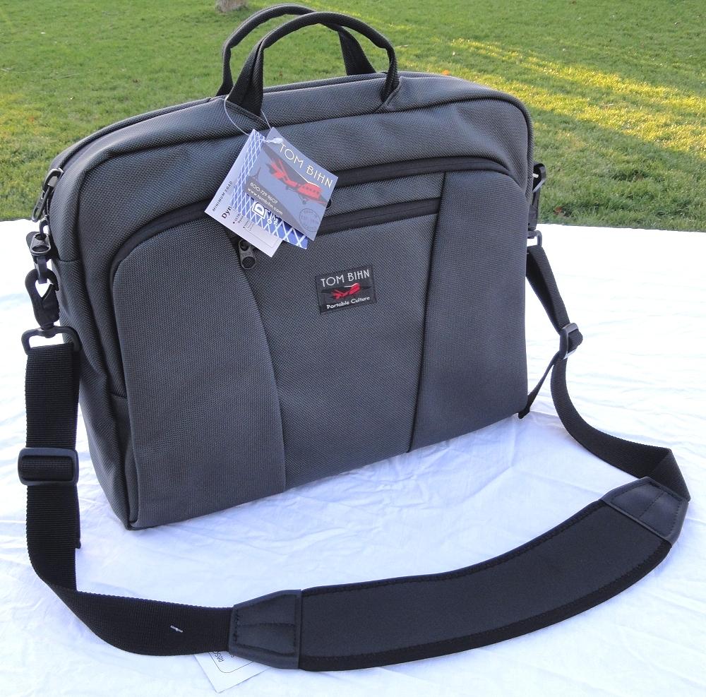 Tom Bihn Cadet Laptop Bag Review The