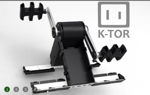 KTor Pedal Power Generator