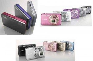 New-Sony-Cyber-shot-cameras