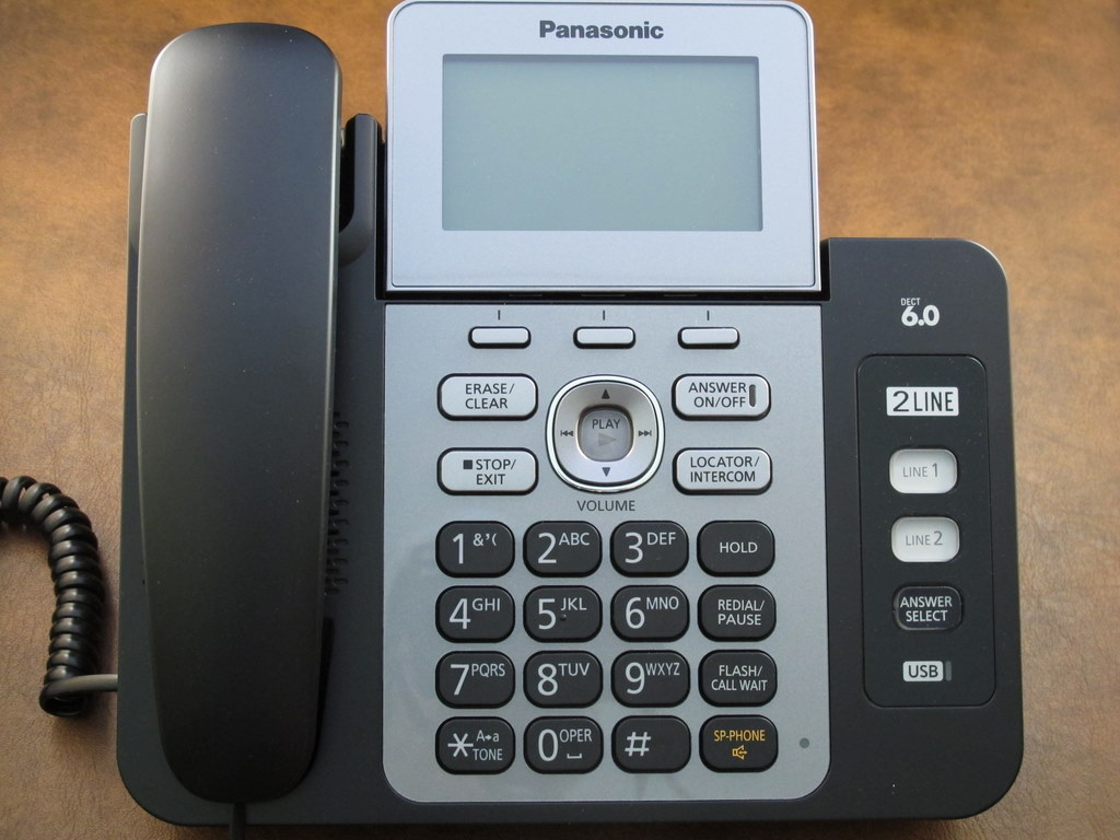 Panasonic Kx Tg9471 Telephone System Review The Gadgeteer