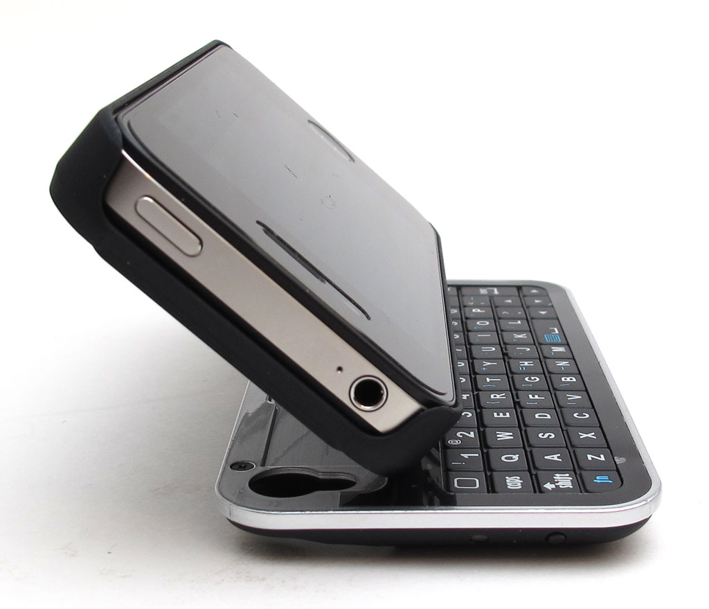 cellmacs iphone 4 4s sliding bluetooth keyboard case and stand combo review the gadgeteer