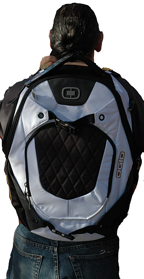 OGIO Squadron RSS Backpack Review – The Gadgeteer