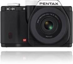 pentax k01