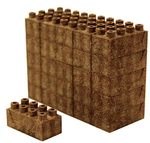 Eco Friendly Earth Blocks Building Blocks The Gadgeteer