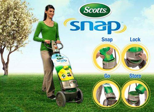 scotts snap system 3