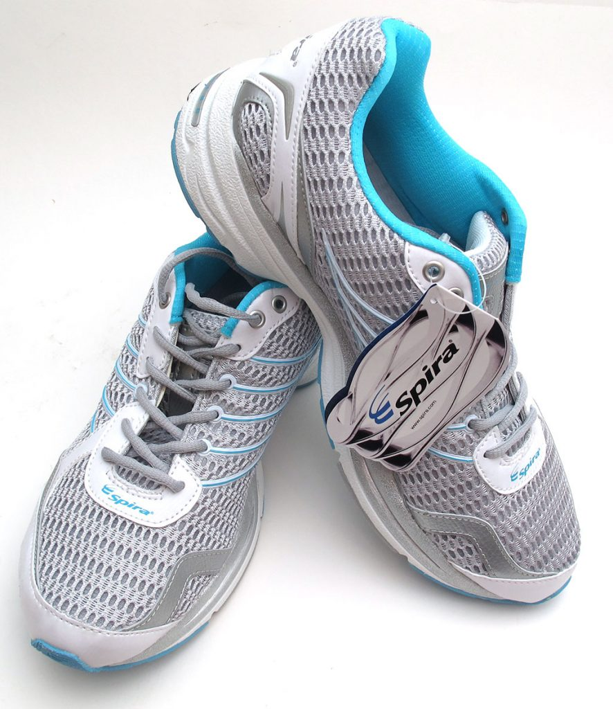 Spira Odyssey Cushion Trainer Running Shoe Review – The