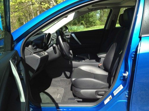 2012 mazda mazda3 i grand touring 4 door test drive the. Black Bedroom Furniture Sets. Home Design Ideas
