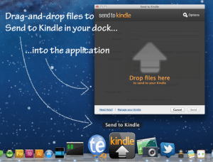 Amazon Send to Kindle Mac