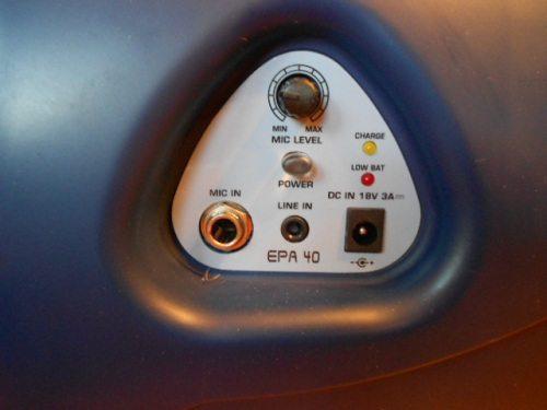 Behringer Europort EPA40 3