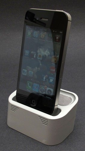 elementcase iphone dock 7