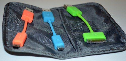 incase usb travel kit 3