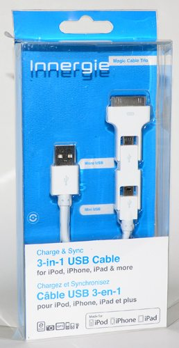 innergie 3 in 1 usb cable 1