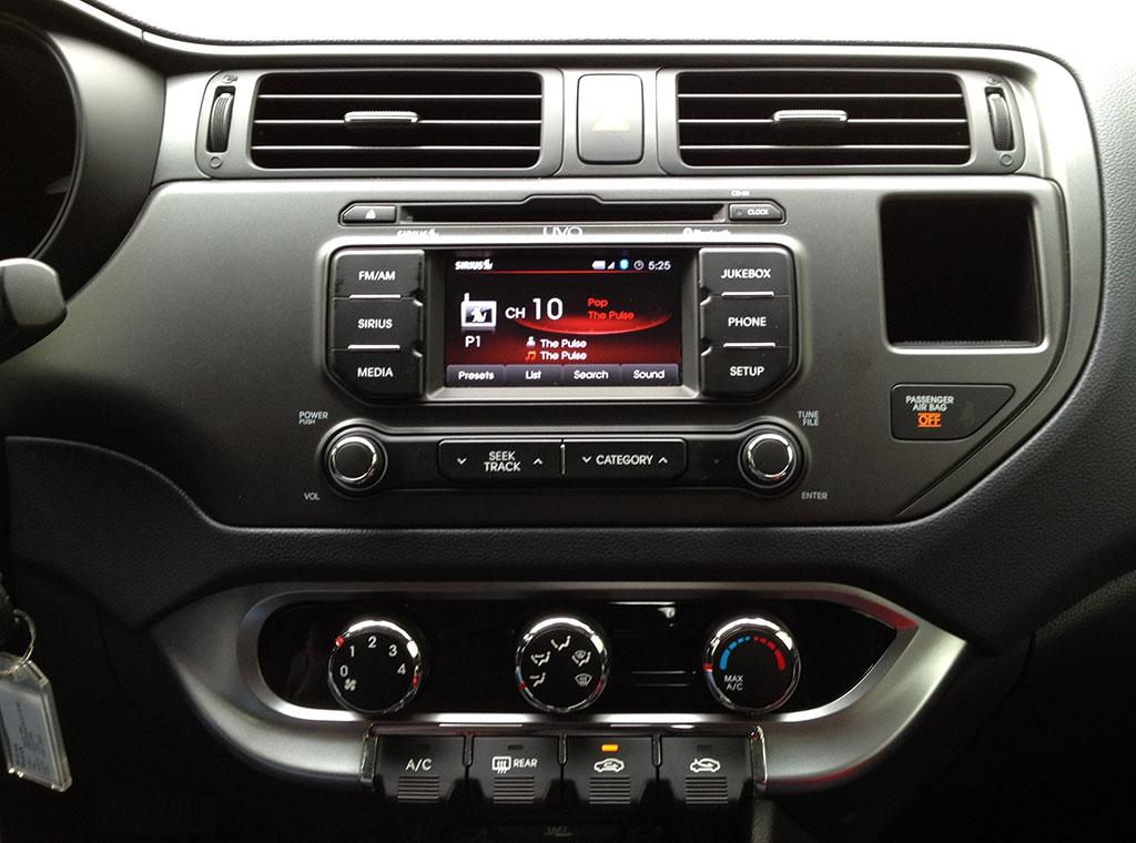 2012 kia rio ex 5-door test drive - the gadgeteer 09 kia rio radio wiring #5