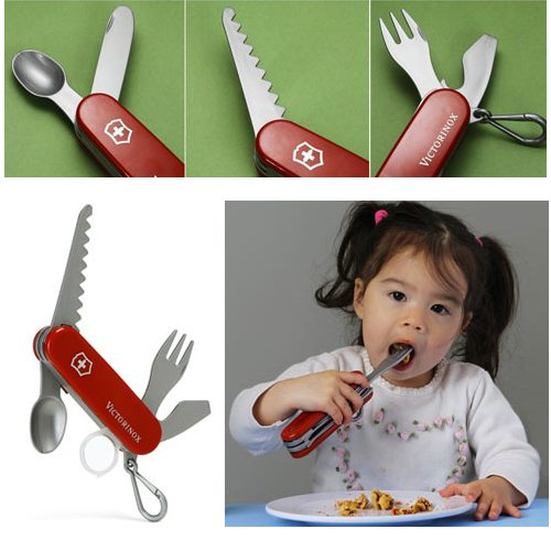 A Safe Swiss Army Knife Just For Kids The Gadgeteer