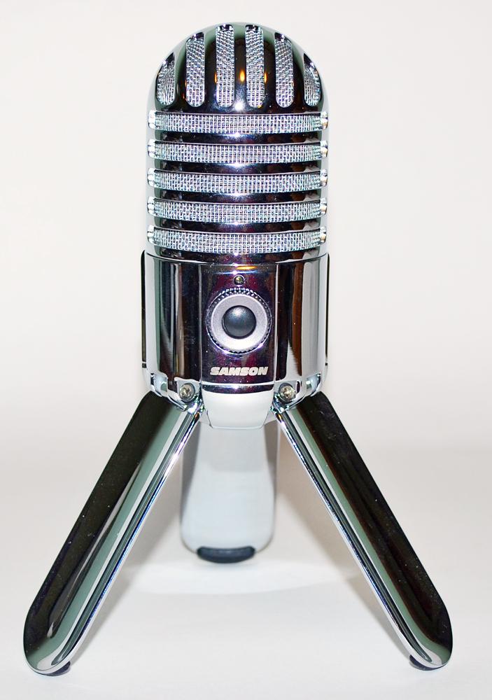 samson meteor mic usb studio microphone review the gadgeteer. Black Bedroom Furniture Sets. Home Design Ideas