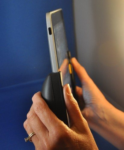 Your iPad is in far better control when you're using Comfe Hands grips.