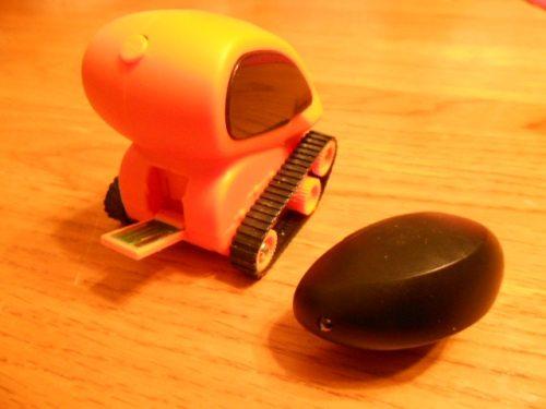 Desk Pet TankBot 2