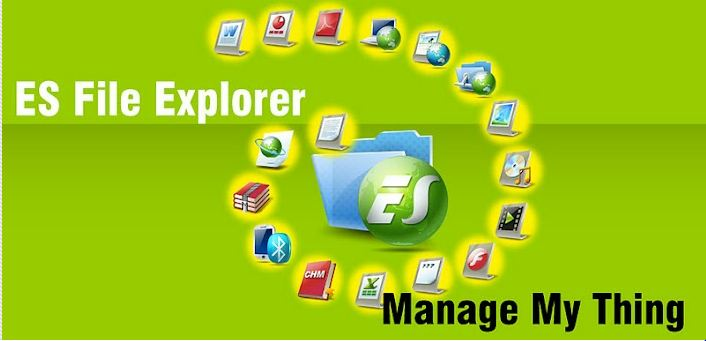 How to: ES File Explorer for Android – Cloud Management