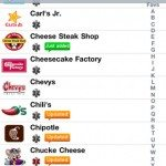 Restaurant Nutrition App - Free App of the Day!