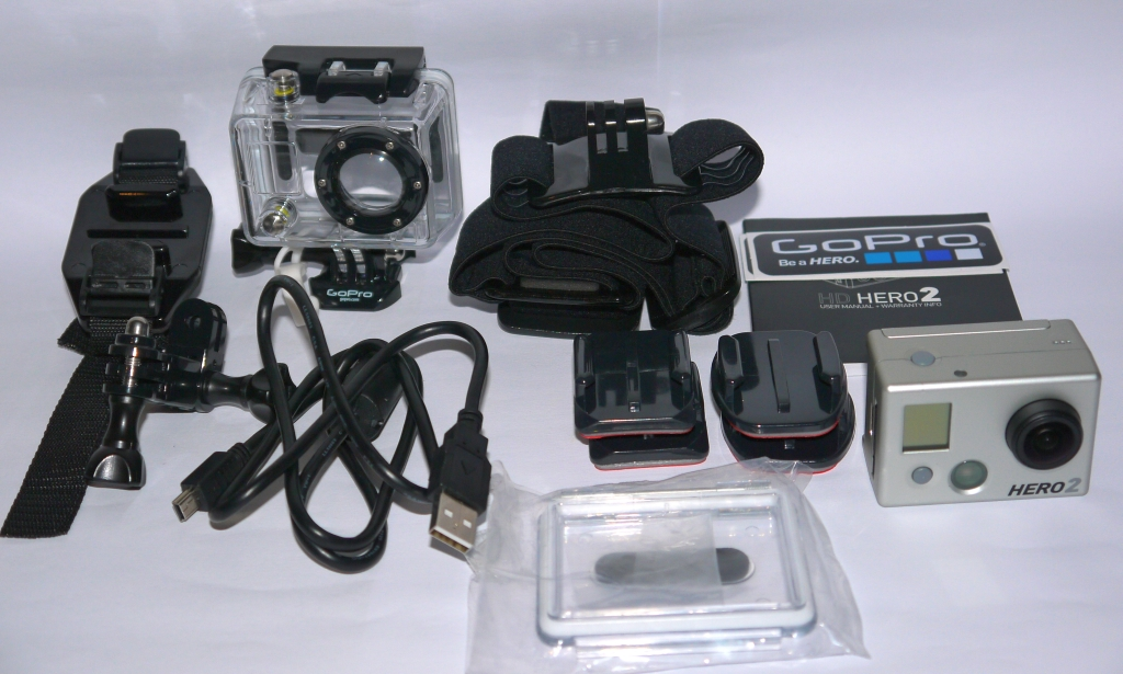 gopro hd hero outdoor edition pov camera review