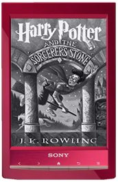 sony-reader-with-free-potter-book