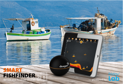 deeper smart fishfinder – fishing with your smartphone, Fish Finder