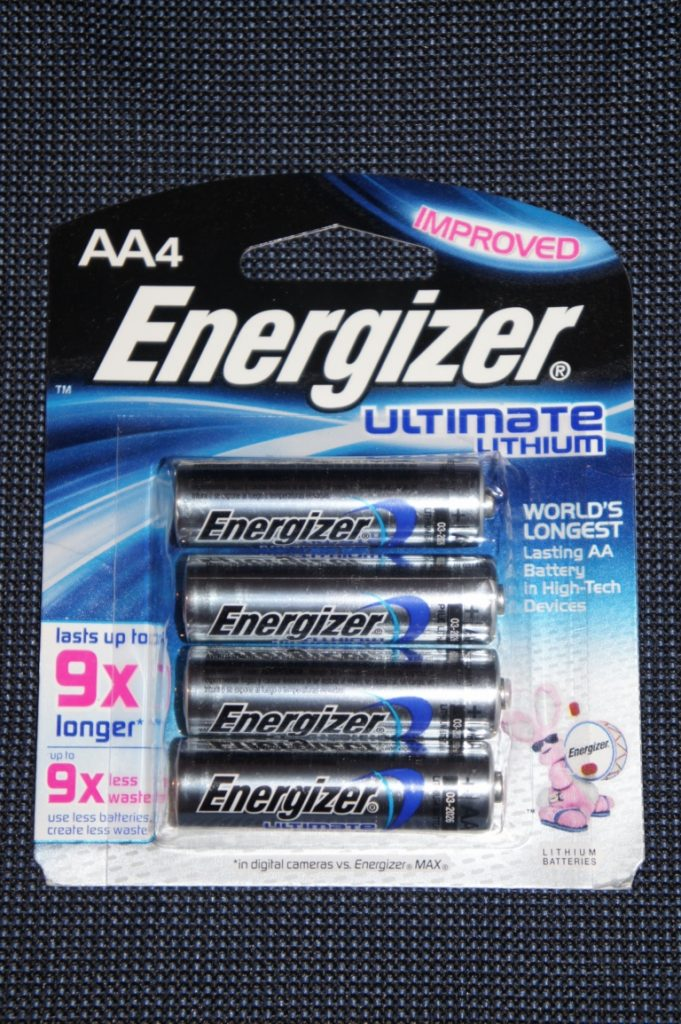 Energizer Ultimate Lithium Batteries Review The Gadgeteer