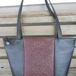 Oberon Design-Bold Celtic Tote Handbag
