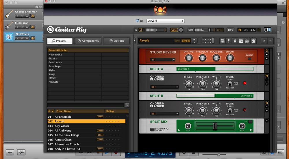 behringer guitar link ucg102 usb interface review the gadgeteer. Black Bedroom Furniture Sets. Home Design Ideas