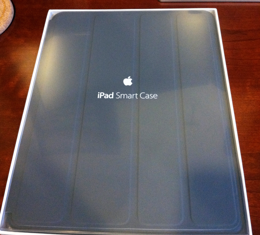 Apple iPad 2/New iPad Smart Case Review – The Gadgeteer
