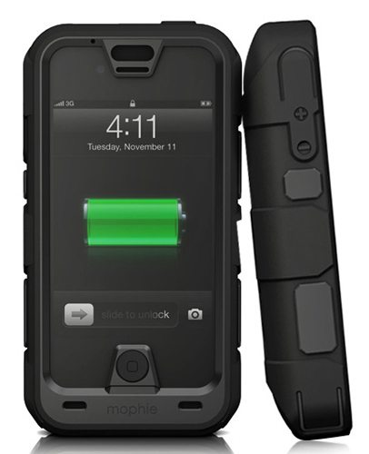 mophie juice pack PRO iphone