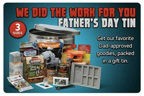 thinkgeek fathersday