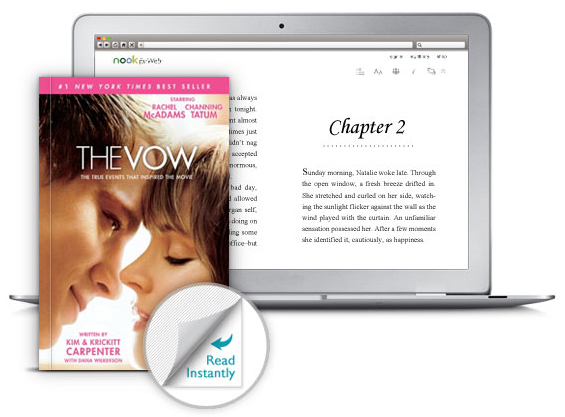 Nook the gadgeteer yesterday barnes noble introduced nook for web an innovative and free new browser experience that offers readers the ability to explore the hottest fandeluxe Images