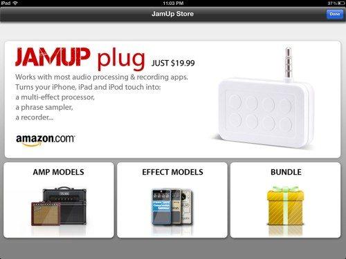 positive grid jamup plug 14