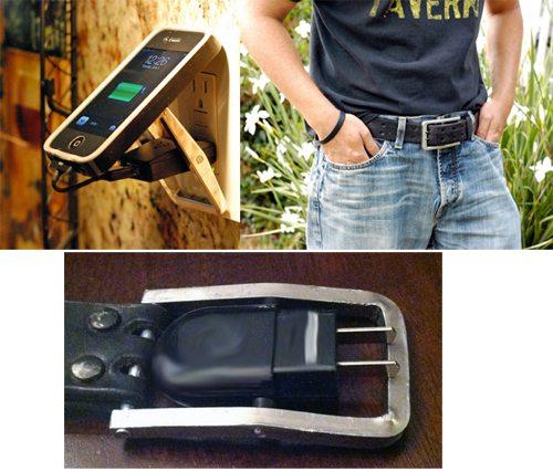 volt buckle charger