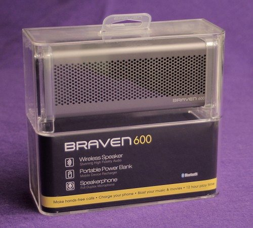 Braven 600 Portable Bluetooth Speaker Review – The Gadgeteer