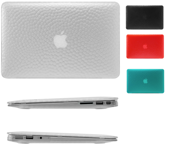 finest selection 36cd2 67a0e Hammered Hardshell Case for MacBook Air from Incase – The Gadgeteer