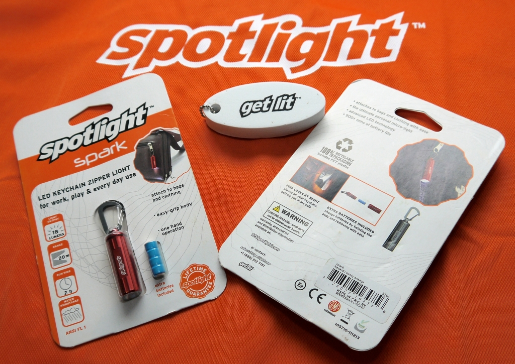 Spotlight Spark Led Torch Flashlight Review The Gadgeteer