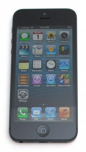 Apple iPhone 5 Review – The Gadgeteer
