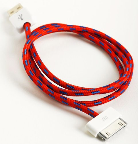 eastern collective wrapped iOS cables