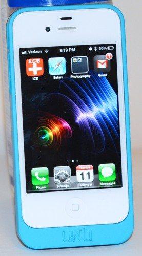 unu ex era battery case iphone 8