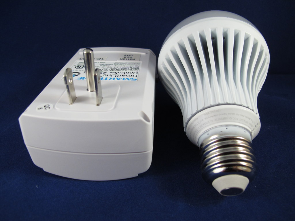 Insteon Led Bulb And Controller Review  U2013 The Gadgeteer