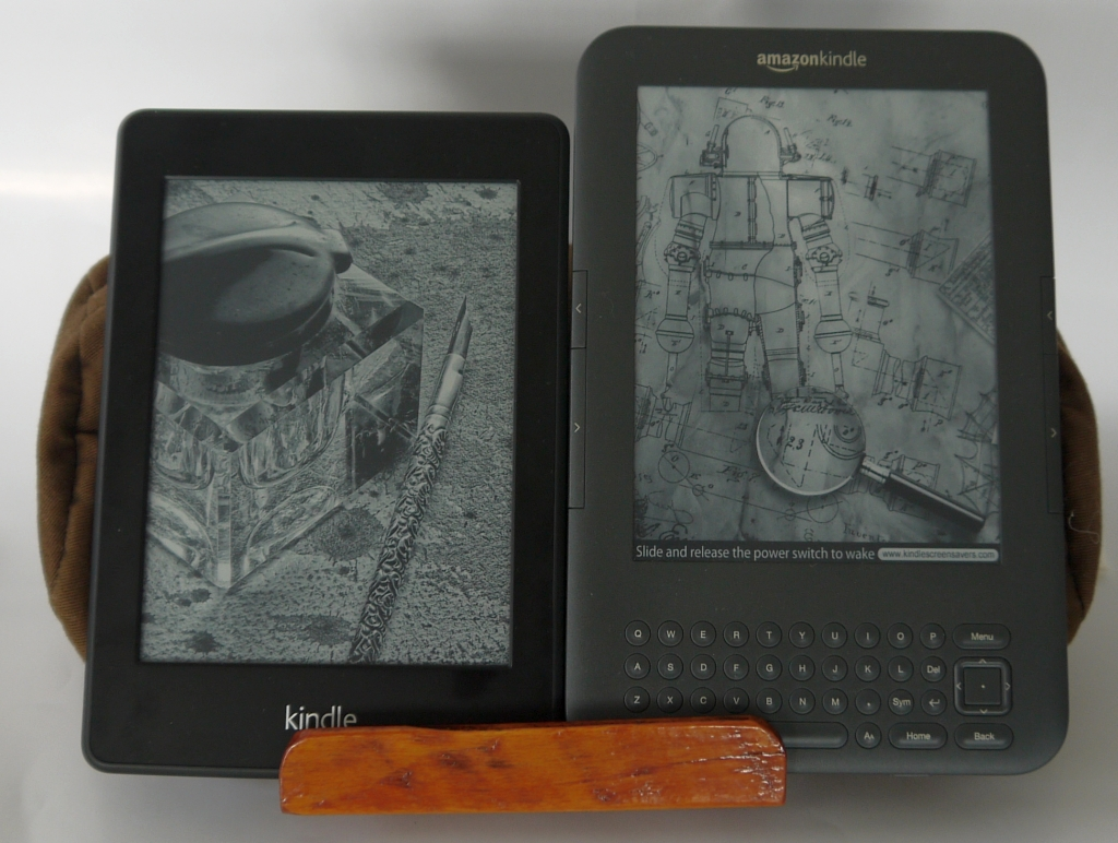 Amazon Kindle Paperwhite review – The Gadgeteer